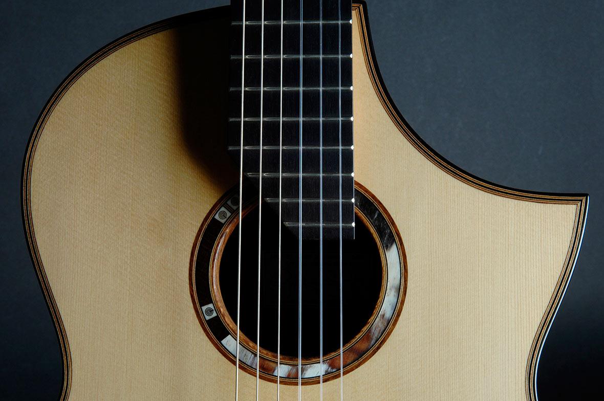 Steven Law – The Guitarist | The Stuff of Legends